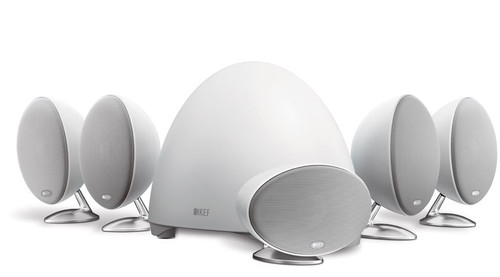 KEF Extremely E Series 5.1 Satellite Speaker Package
