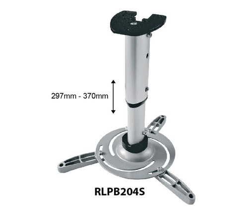 Redleaf RLPB204S Medium Ceiling Projector Mount