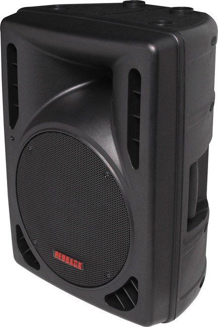 "Redback Active 10"" 2-Way MP3/USB Input PA Speaker"
