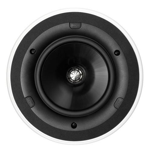 """KEF Ci 160 QR 6.5"""" In-Ceiling Speakers with Uni-Q (Pair)"""