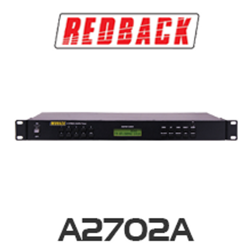 Redback AM/FM Tuner Stereo with Remote