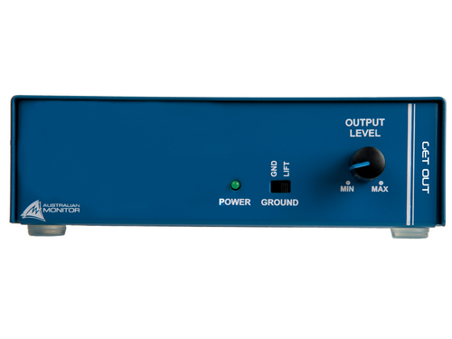 Australian Monitor GETOUT USB Audio Interface