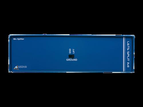 Australian Monitor LETSPLITM Microphone Level Splitter