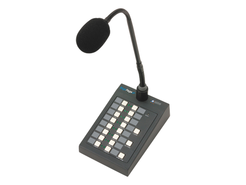 Australian Monitor DigiPage Junior 16M Microphone Station
