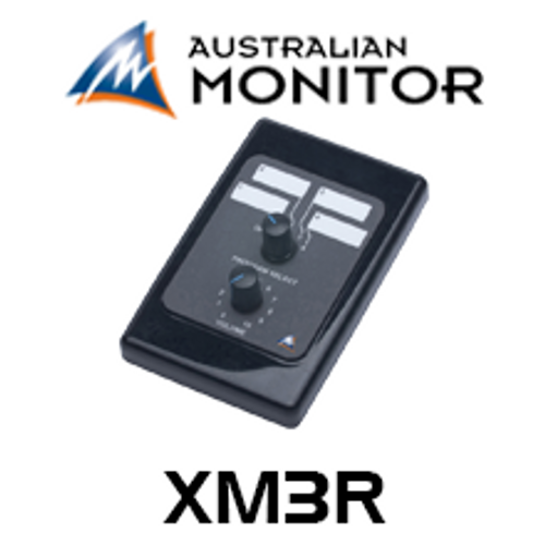 Australian Monitor ZM3R Remote Source & Volume Control