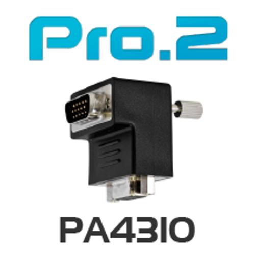 Pro.2 VGA Right Angle Adapter - Down