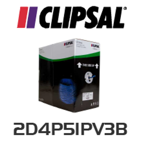 Clipsal Titanium Category 5e Cable 305m Box