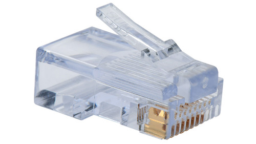 Liberty CatMaster CAT5e Connectors - 100pk