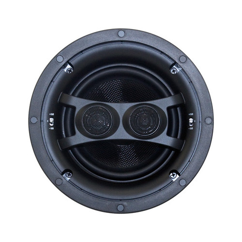 EarthQuake ECS8D Dipole/Bipole Single Stereo In-Ceiling Speaker (Each)