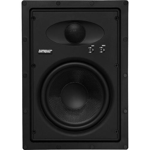 "Earthquake EWS600 6.5"" Edgeless In-Wall Speakers (Pair)"