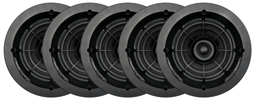 "SpeakerCraft AIM7 Two 7"" In-Ceiling 5 Speaker Package"