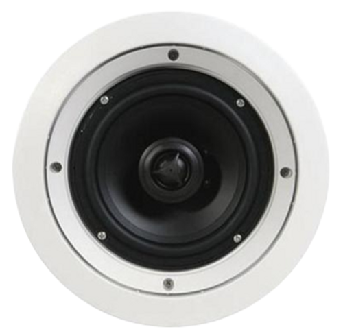 "SpeakerCraft CRS6 Zero 6 1/2"" In-Ceiling 5 Speaker Package"