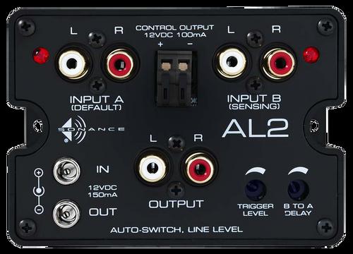 Sonance AL2 - Line Level Auto Secondary Source Selector