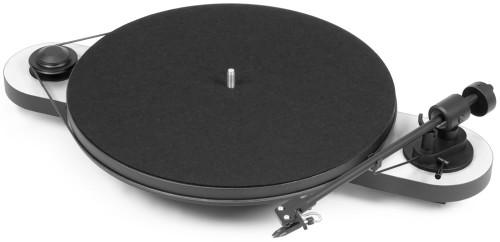 Pro-Ject Elemental Manual Turntable inc. Ortofon OM 5E