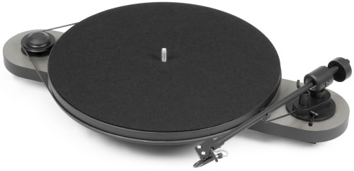 Pro-Ject Elemental Phono USB Turntable inc. Ortofon OM 5E