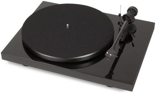 Pro-Ject Debut Carbon DC Phono USB Turntable inc. Ortofon OM 10