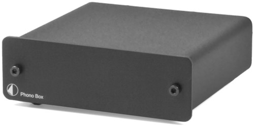 Pro-Ject Phono Box MM/MC Phono Preamp With Line Output