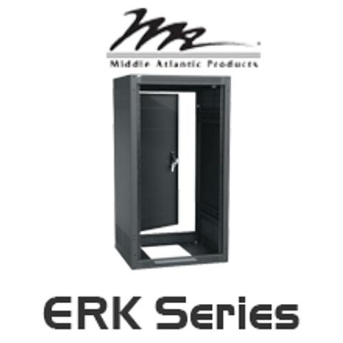 """Middle Atlantic ERK Series 25"""" Deep Rack System with 18RU / 21RU / 35RU / 44RU"""