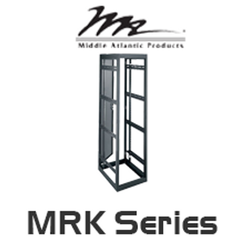 """Middle Atlantic MRK Series 44RU Height Rack System with 31"""" / 36' / 42"""" Deep"""