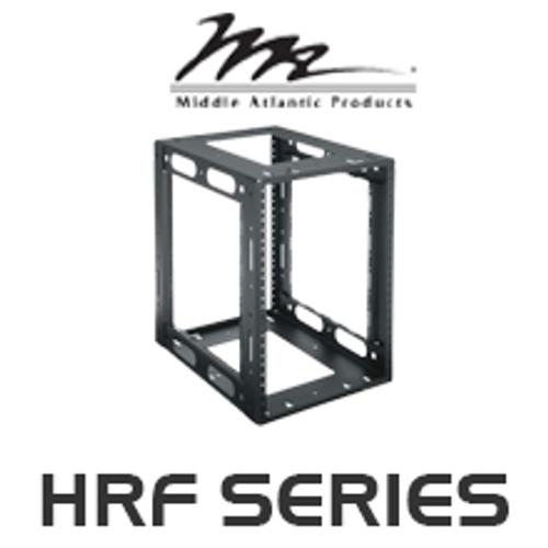 """Middle Atlantic HRF Series 14"""" Deep Half Rack System with 8RU / 12RU"""