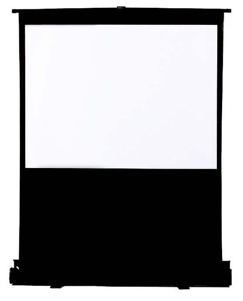 """Redleaf RLVU Series Vertical Up Portable Projection Screen (60"""", 75"""" & 80"""")"""
