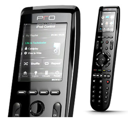 "Pro Control PRO24.z Remote Control with 2.4"" touch screen"