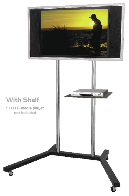 RedLeaf RLPL601B Mobile Plasma / LCD TV Trolley