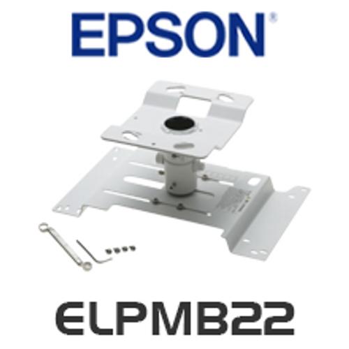 Epson ELPMB22 Ceiling Projector Mount
