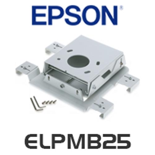 Epson ELPMB25 Ceiling Mount for Z Series Projectors (Flush)