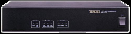 Redback A4390 500W Power Amplifier