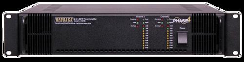 Redback Phase4 PA Amplifier 2x125W