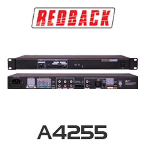 Redback A4255 Compact 1RU PA Amplifier 100W
