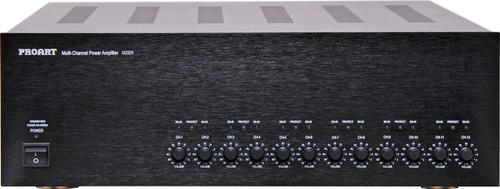 Proart A5024 Audio Distribution System Multi-Zone Amplifier