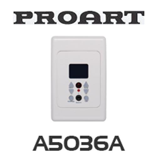Proart Audio Distribuition System Remote Control Panel