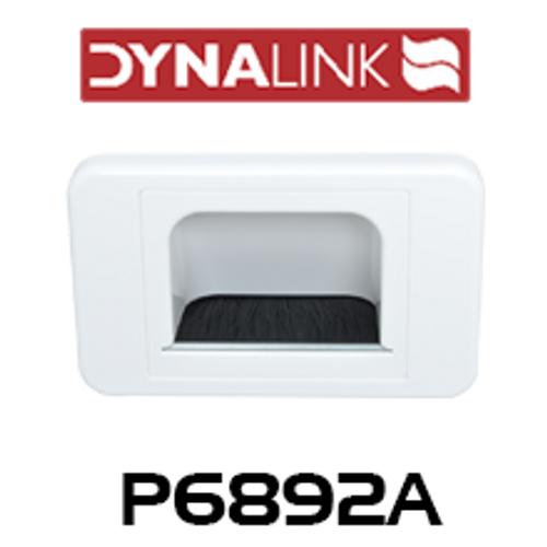 Dynalink P6892A Dynalink - Reverse Shovel Nose Brush
