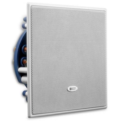 "KEF Ci Series Ci100QS 4"" Square In-Wall / In-Ceiling Speaker (Each)"