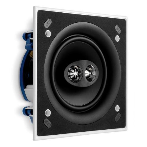 "KEF Ci Series Ci160CSds 6.5"" Dual Stereo Square In-Ceiling Speaker (Each)"