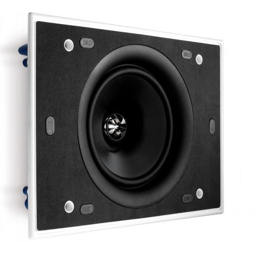 "KEF Ci Series Ci160QL 6.5"" Rectangle In-Wall / In-Ceiling Speaker (Each)"