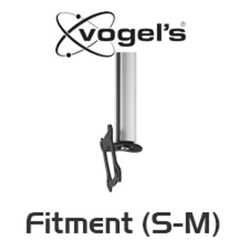"Vogels C0822 Small-Medium Flat Panel VESA mount Ceiling Kit (26-37"" TV)"