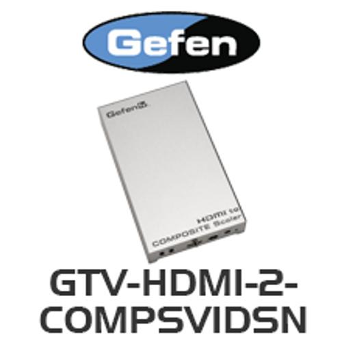 GefenTV HDMI to Composite / S-Video Scaler