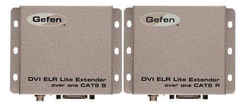 Gefen DVI ELR Lite Extender over Single CAT5 (up to 70m)