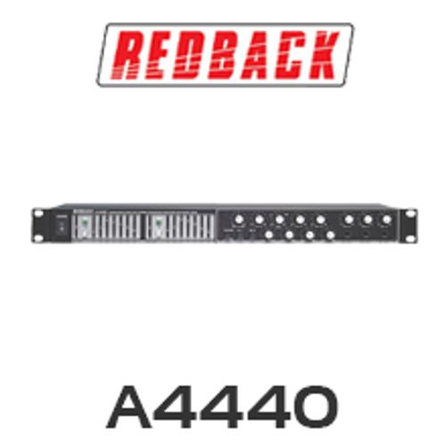 Redback  3 Channel PA / Karaoke Mixer With EQ