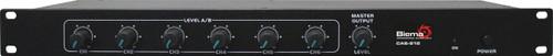 Biema Balanced Line Level Signal Splitter / Distributor