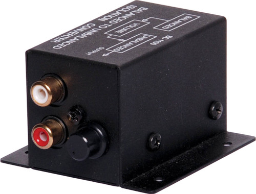 Balanced to Unbalanced Converter XLR-RCA