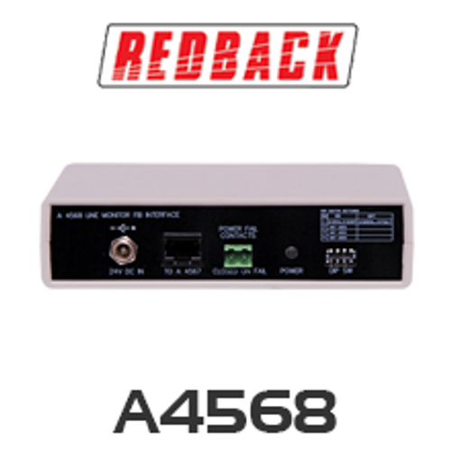 Redback Zone Status Interface To Suit AT-A4567