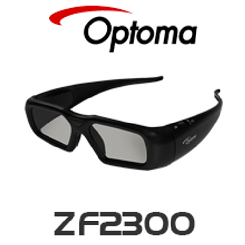 Optoma ZF2300 RF 3D glasses only / with Emitter