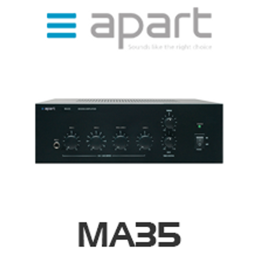 Apart MA35 Compact Mixing Amplifier