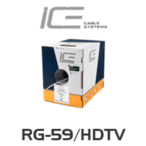 ICE HDTV Serial Digital 152M Box - White