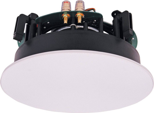 "Opus One 8"" 140W 2 Way Round Platinum Plus In-Ceiling Speaker (Pair)"