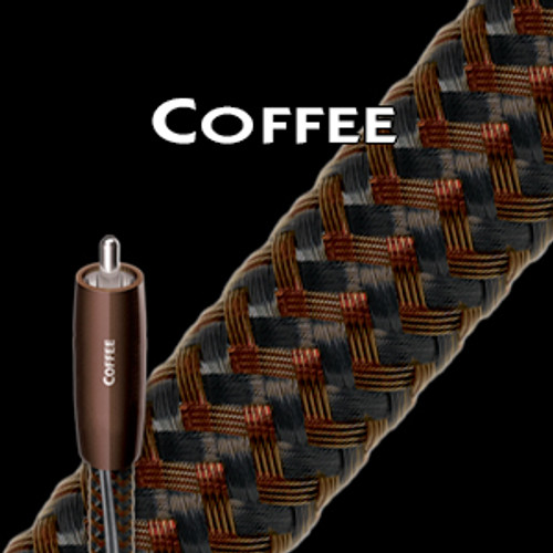 AudioQuest Coffee Seventy Five Ohm Digital Coax Cable